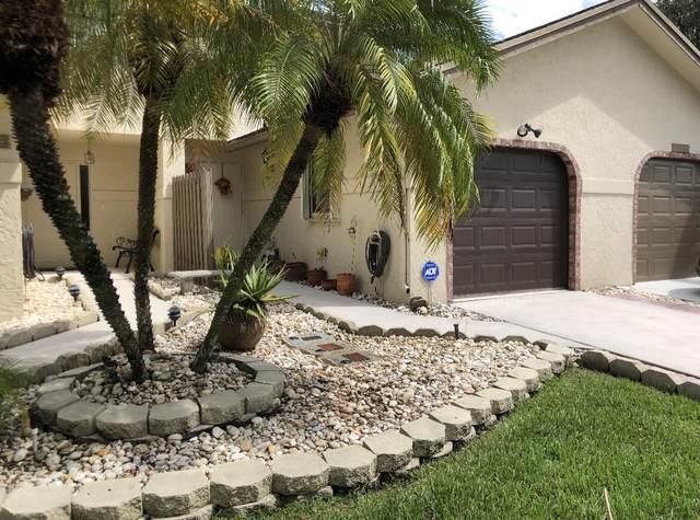 23358 SW 55th Avenue D, Boca Raton, FL 33433 (#RX-10748522) :: Heather Towe   Keller Williams Jupiter