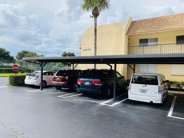 2945 SW 22nd Avenue #207, Delray Beach, FL 33445 (#RX-10748549) :: IvaniaHomes | Keller Williams Reserve Palm Beach