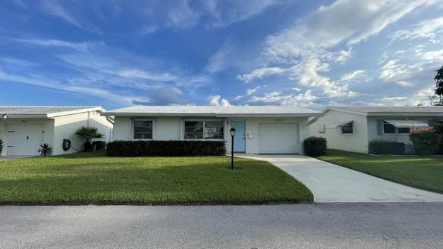 906 SW 5th Avenue, Boynton Beach, FL 33426 (MLS #RX-10748587) :: Castelli Real Estate Services