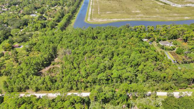 4095 161st Ter Terrace N, Loxahatchee Groves, FL 33470 (#RX-10748656) :: IvaniaHomes | Keller Williams Reserve Palm Beach