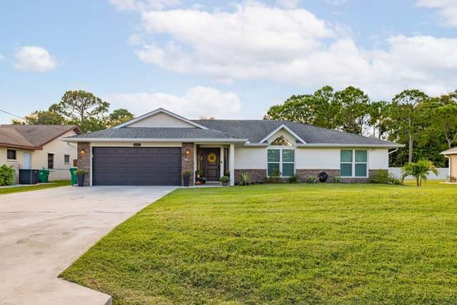 1418 SW Broadview Street, Port Saint Lucie, FL 34983 (#RX-10748681) :: Michael Kaufman Real Estate