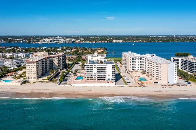 3456 S Ocean Boulevard #205, Palm Beach, FL 33480 (#RX-10748708) :: IvaniaHomes | Keller Williams Reserve Palm Beach