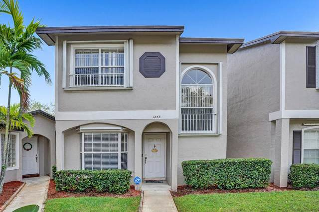 3848 NW 122 Ter Terrace #3848, Sunrise, FL 33323 (#RX-10748749) :: Michael Kaufman Real Estate