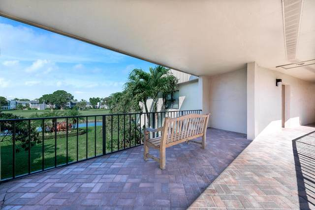 468 Piedmont J #4680, Delray Beach, FL 33484 (#RX-10748752) :: Heather Towe | Keller Williams Jupiter