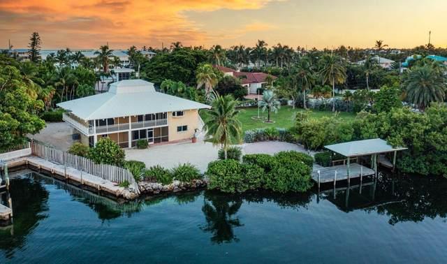 158 Sapodilla Drive, Islamorada, FL 33036 (#RX-10748769) :: Baron Real Estate