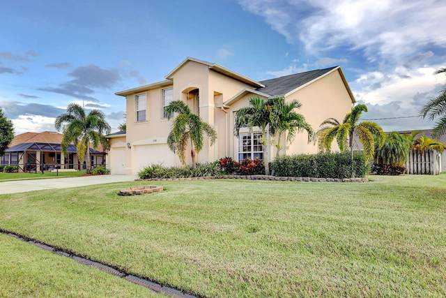 5741 NW Belwood Circle, Port Saint Lucie, FL 34986 (MLS #RX-10748772) :: Castelli Real Estate Services