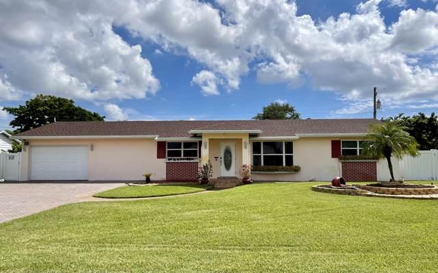 1042 Pineway Drive, Haverhill, FL 33417 (#RX-10748780) :: Baron Real Estate