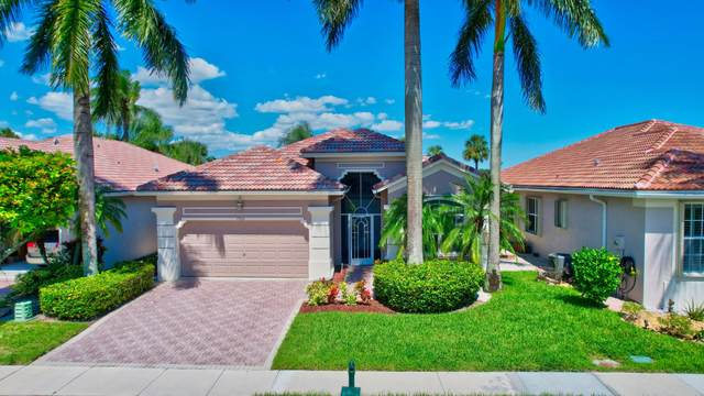 7205 Southport Drive, Boynton Beach, FL 33472 (#RX-10748817) :: Baron Real Estate