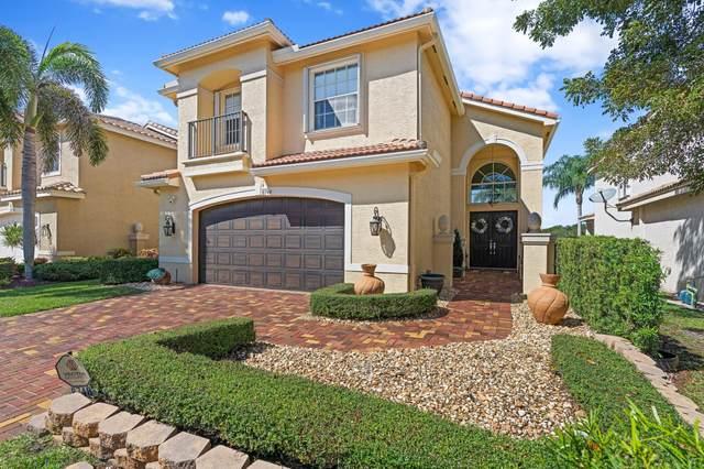 8748 Sandy Crest Lane, Boynton Beach, FL 33473 (#RX-10748830) :: The Reynolds Team | Compass