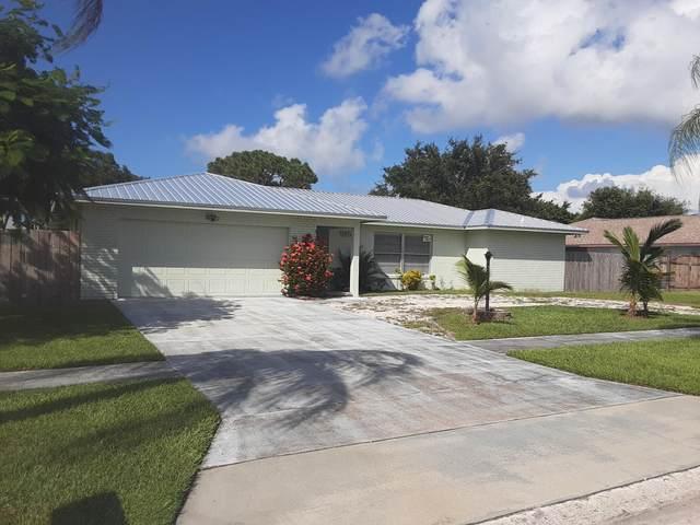 1871 SE Boma Avenue, Port Saint Lucie, FL 34952 (#RX-10748837) :: Baron Real Estate