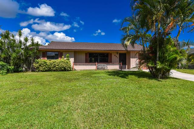 591 SE Voltair Terrace, Port Saint Lucie, FL 34953 (#RX-10748839) :: Heather Towe | Keller Williams Jupiter