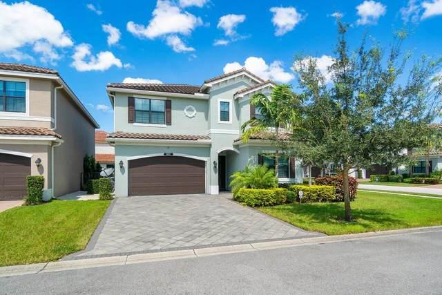8051 Green Tourmaline Terrace, Delray Beach, FL 33446 (#RX-10748869) :: Baron Real Estate