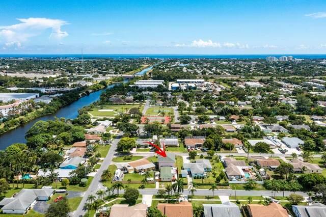 1315 NW 8th Court #1, Boynton Beach, FL 33426 (#RX-10748890) :: Baron Real Estate