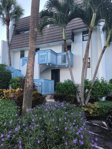 11000 S Ocean Drive 5J, Jensen Beach, FL 34957 (#RX-10748904) :: Baron Real Estate