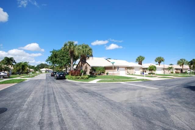 5147 Marla Drive, Boynton Beach, FL 33436 (#RX-10748907) :: Baron Real Estate