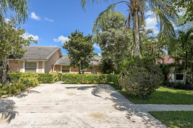 1392 Riverside Circle, Wellington, FL 33414 (#RX-10748911) :: Posh Properties