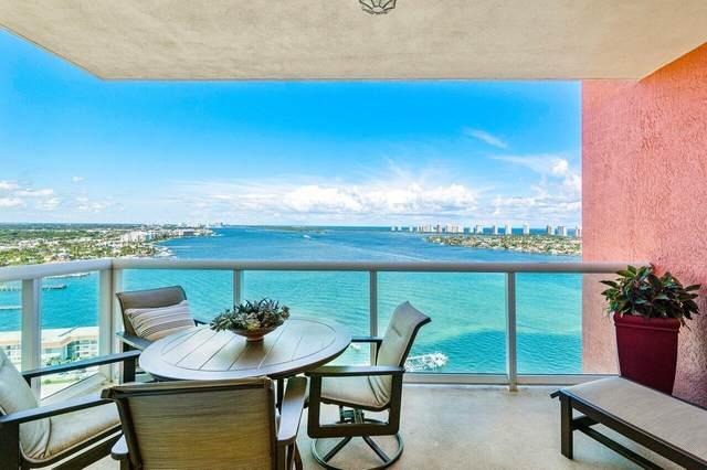2650 Lake Shore Drive #2101, Riviera Beach, FL 33404 (#RX-10748975) :: IvaniaHomes   Keller Williams Reserve Palm Beach