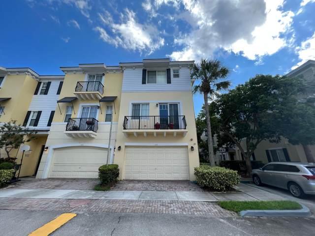 535 NW 39th Circle, Boca Raton, FL 33431 (MLS #RX-10748979) :: Castelli Real Estate Services