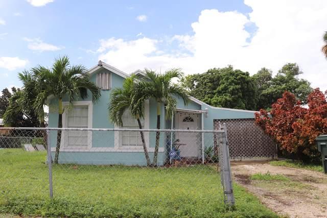 125 Walker Avenue, Greenacres, FL 33463 (#RX-10748999) :: Baron Real Estate