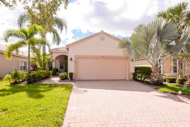 315 NW Breezy Point Loop, Port Saint Lucie, FL 34986 (#RX-10749029) :: Baron Real Estate