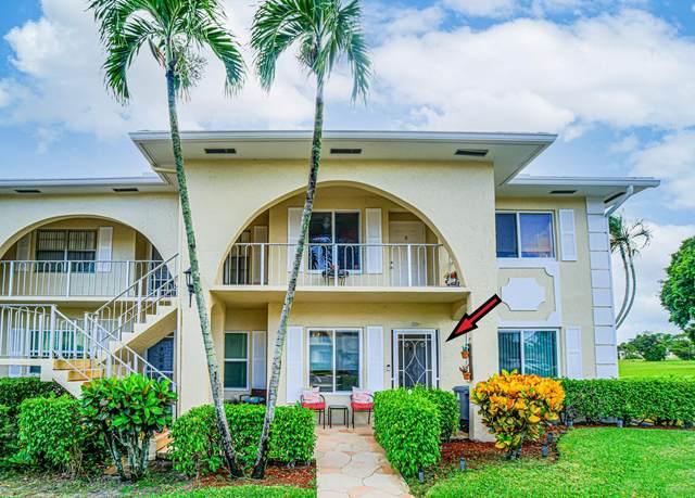13771 Flora Place D, Delray Beach, FL 33484 (#RX-10749046) :: IvaniaHomes | Keller Williams Reserve Palm Beach
