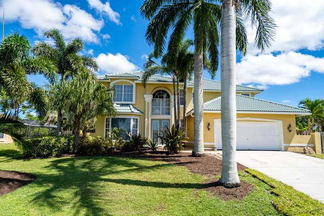 3337 SW Crestview Road, Port Saint Lucie, FL 34953 (#RX-10749073) :: Baron Real Estate