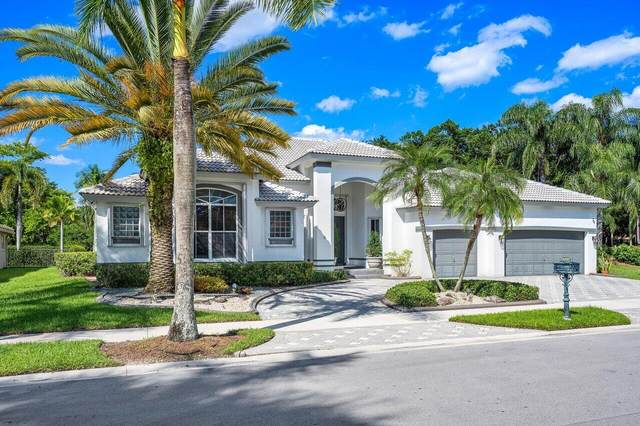 2561 Mayfair Lane, Weston, FL 33327 (MLS #RX-10749076) :: Castelli Real Estate Services