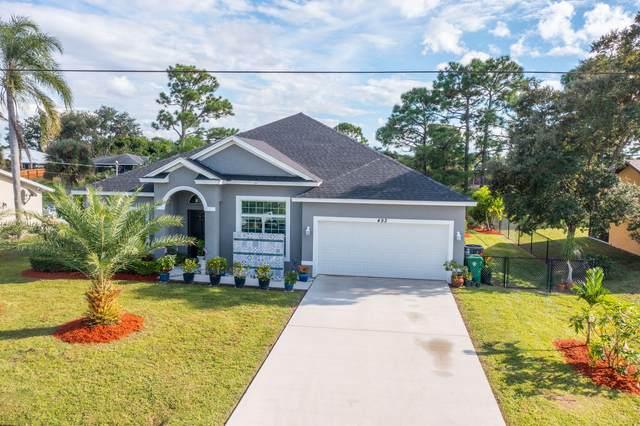 492 SE Seahouse Drive, Port Saint Lucie, FL 34953 (#RX-10749080) :: Posh Properties