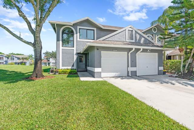 5888 Northpointe Lane, Boynton Beach, FL 33437 (#RX-10749081) :: Michael Kaufman Real Estate