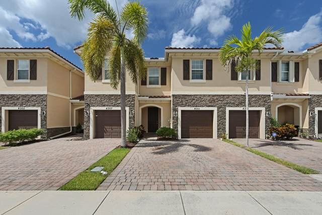 4311 Chalmers Lane, West Palm Beach, FL 33417 (#RX-10749096) :: Heather Towe | Keller Williams Jupiter