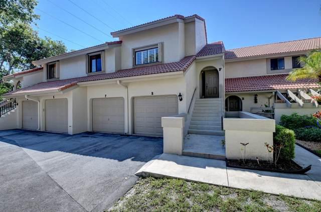 5660 Coach House F Circle F, Boca Raton, FL 33486 (#RX-10749117) :: IvaniaHomes   Keller Williams Reserve Palm Beach