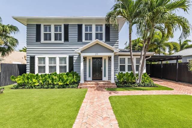 211 Nottingham Boulevard, West Palm Beach, FL 33405 (MLS #RX-10749118) :: Castelli Real Estate Services
