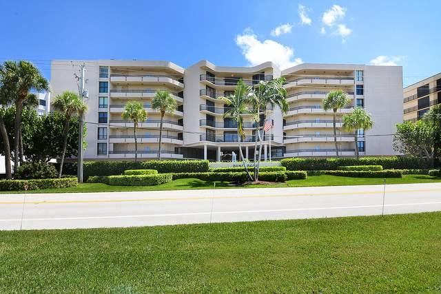 3610 S Ocean Boulevard #305, South Palm Beach, FL 33480 (#RX-10749132) :: IvaniaHomes   Keller Williams Reserve Palm Beach