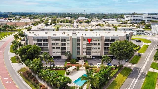 505 Spencer Drive #304, West Palm Beach, FL 33409 (#RX-10749134) :: IvaniaHomes   Keller Williams Reserve Palm Beach