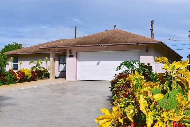 1750 Magnolia Drive, West Palm Beach, FL 33417 (#RX-10749154) :: Posh Properties
