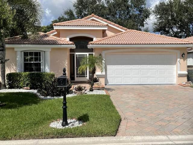 7142 Modena Drive, Boynton Beach, FL 33437 (#RX-10749167) :: Posh Properties