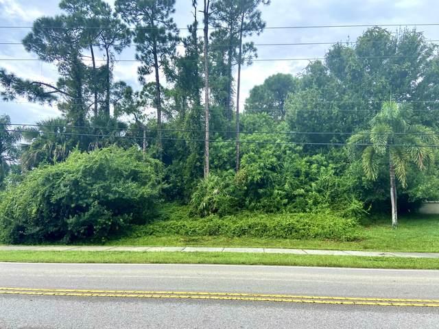 3150 SW Savona Boulevard, Port Saint Lucie, FL 34953 (MLS #RX-10749193) :: Castelli Real Estate Services