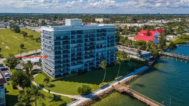 3040 Lakeshore Drive #505, Riviera Beach, FL 33404 (#RX-10749217) :: IvaniaHomes | Keller Williams Reserve Palm Beach