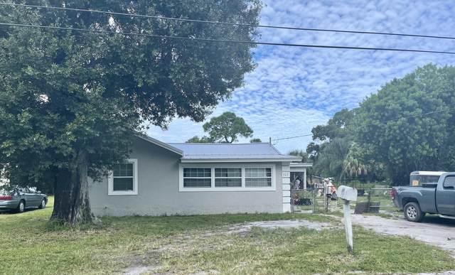 717 S 22nd Street, Fort Pierce, FL 34950 (#RX-10749232) :: Baron Real Estate