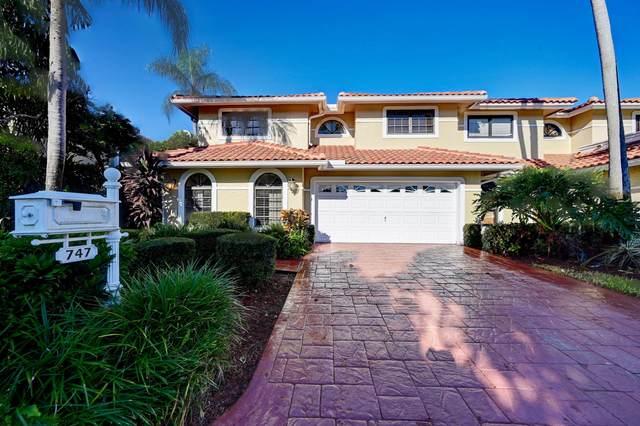 747 Villa Portofino Circle, Deerfield Beach, FL 33442 (#RX-10749264) :: Posh Properties
