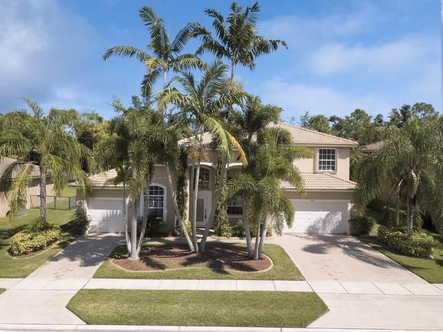 1606 Newhaven Point Lane, West Palm Beach, FL 33411 (#RX-10749275) :: Michael Kaufman Real Estate