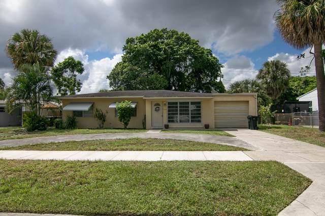1007 Snowden Drive, Lake Worth Beach, FL 33461 (#RX-10749304) :: Baron Real Estate