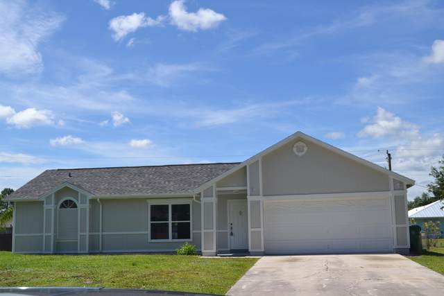 1180 SW Irving Street, Port Saint Lucie, FL 34983 (#RX-10749315) :: Heather Towe | Keller Williams Jupiter
