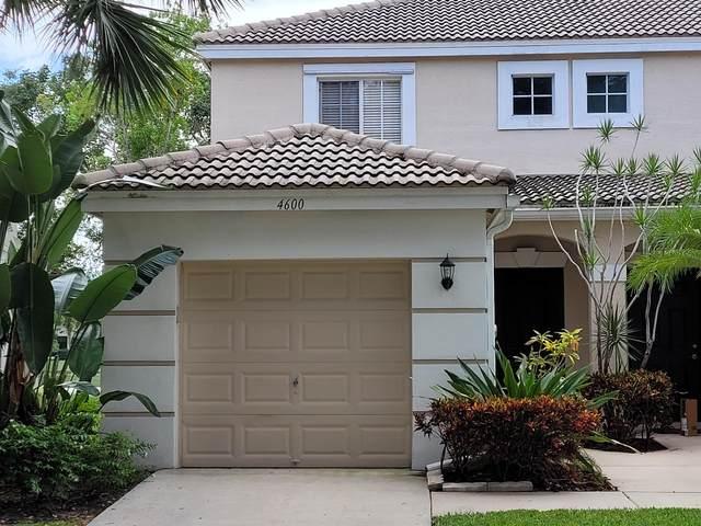 4600 Palmbrooke Circle, West Palm Beach, FL 33417 (#RX-10749322) :: Baron Real Estate