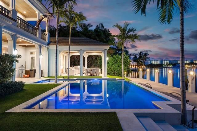 1002 Seasage Drive, Delray Beach, FL 33483 (#RX-10749340) :: Posh Properties
