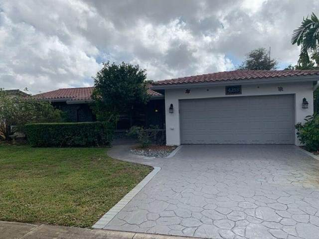 4718 Roosevelt Street, Hollywood, FL 33021 (#RX-10749358) :: Michael Kaufman Real Estate