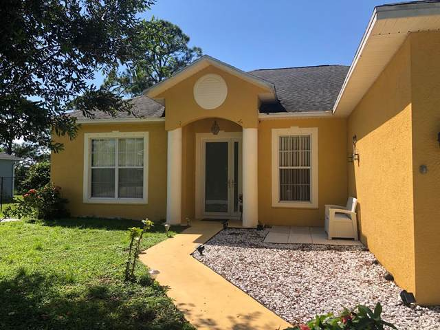 3158 SW Martin Street SW, Port Saint Lucie, FL 34953 (#RX-10749359) :: Posh Properties