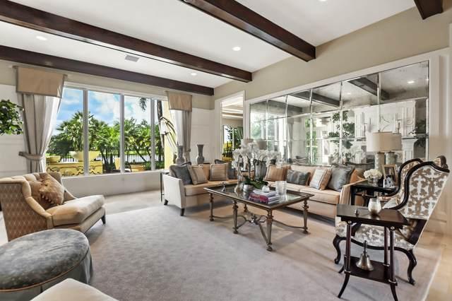 6390 Montesito Street, Boca Raton, FL 33496 (#RX-10749374) :: Baron Real Estate