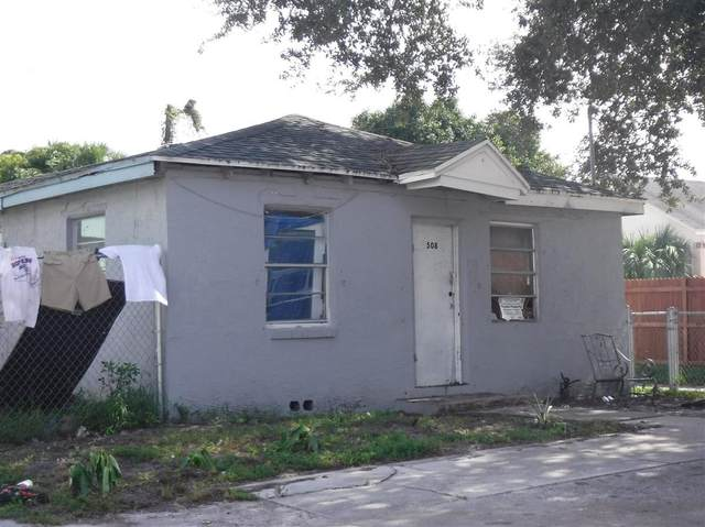 508 N 14th Street, Fort Pierce, FL 34950 (#RX-10749390) :: Baron Real Estate