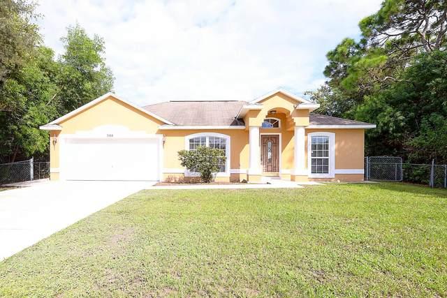 388 SW Tulip Boulevard, Port Saint Lucie, FL 34953 (#RX-10749428) :: Posh Properties